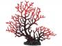 Dekorace AQUA EXCELLENT Mořský korál fialový 23,5 x 4,5 x 19,5 c